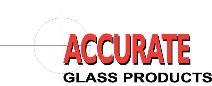 Accurate Glass Products Logo